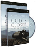 God Is Closer Than You Think Participant s Guide with DVD Book