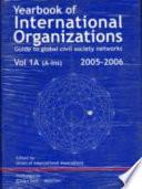 Yearbook of International Organizations 2005/2006