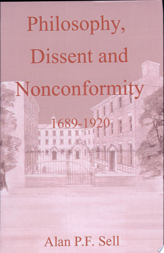 Philosophy, Dissent and Nonconformi