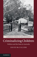Criminalizing Children