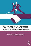 Pdf Political Management