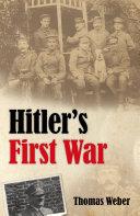 Hitler's First War Pdf/ePub eBook
