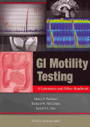 GI Motility Testing Book