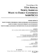 Proceedings of NAWTEC
