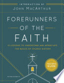 Forerunners of the Faith Teacher s Guide