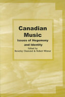 Canadian Music Book