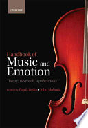 """Handbook of Music and Emotion: Theory, Research, Applications"" by Professor Patrik N. Juslin, Patrik N. Juslin, John A. Sloboda, Professor John Sloboda"