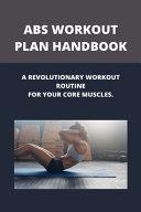 Abs Workout Plan Handbook