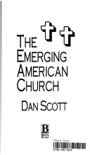 The Emerging American Church ebook