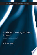 Intellectual Disability and Being Human