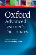 Oxford Advanced Learner s Dictionary  8th Edition  Paperback
