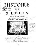 Histoire de Saint Louis...