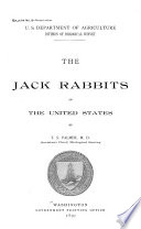 The Jack Rabbits of the United States
