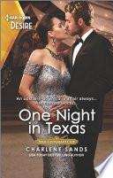 One Night in Texas