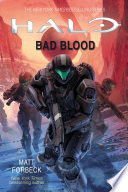 Halo  Bad Blood Book