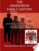 The Henderson Family History