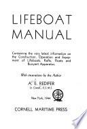 Lifeboat Manual