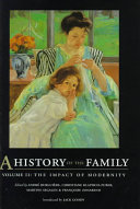 A History Of The Family The Impact Of Modernity