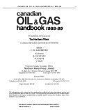 Canadian Oil   Gas Handbook