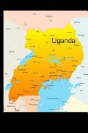 Map Of Uganda Journal