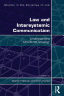 Pdf Law and Intersystemic Communication Telecharger
