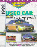 Used Car Buying Guide Book