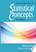 """An Introduction to Statistical Concepts: Third Edition"" by Richard G Lomax, Debbie L. Hahs-Vaughn"
