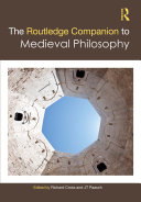 The Routledge Companion to Medieval Philosophy Pdf/ePub eBook