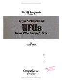 High Strangeness: UFOs from 1960 Through 1979