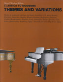 Themes and variations Book