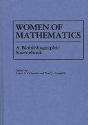 Women of mathematics