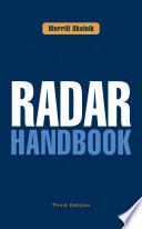 Radar Handbook  Third Edition