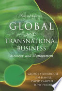 Global and Transnational Business