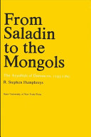 Pdf From Saladin to the Mongols