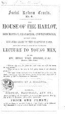 The House of the Harlot ... Edited by J. Harding
