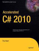 Accelerated C# 2010 Pdf/ePub eBook