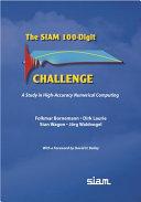 The SIAM 100-Digit Challenge