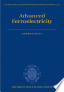 Advanced Ferroelectricity Book PDF