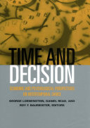 Pdf Time and Decision