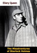 The Misadventures of Sherlock Holmes Pdf/ePub eBook
