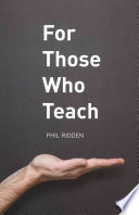For Those Who Teach