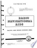 Radio Navigational Aids: Pacific and Indian Ocean area