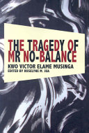 The Tragedy of Mr No Balance