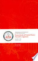Sourcebook Of United States Executive Agencies
