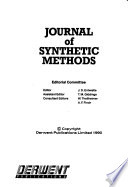 Journal of Synthetic Methods
