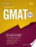 Master The Gmat Gmat Basics