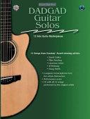 Acoustic Masterclass: Dadgad Guitar Solos, Book & CD