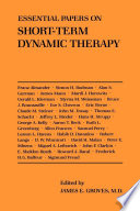 Essential Papers on Short Term Dynamic Therapy