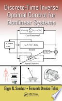 Discrete Time Inverse Optimal Control for Nonlinear Systems Book