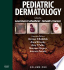 """Pediatric Dermatology E-Book"" by Lawrence A. Schachner, Ronald C. Hansen"